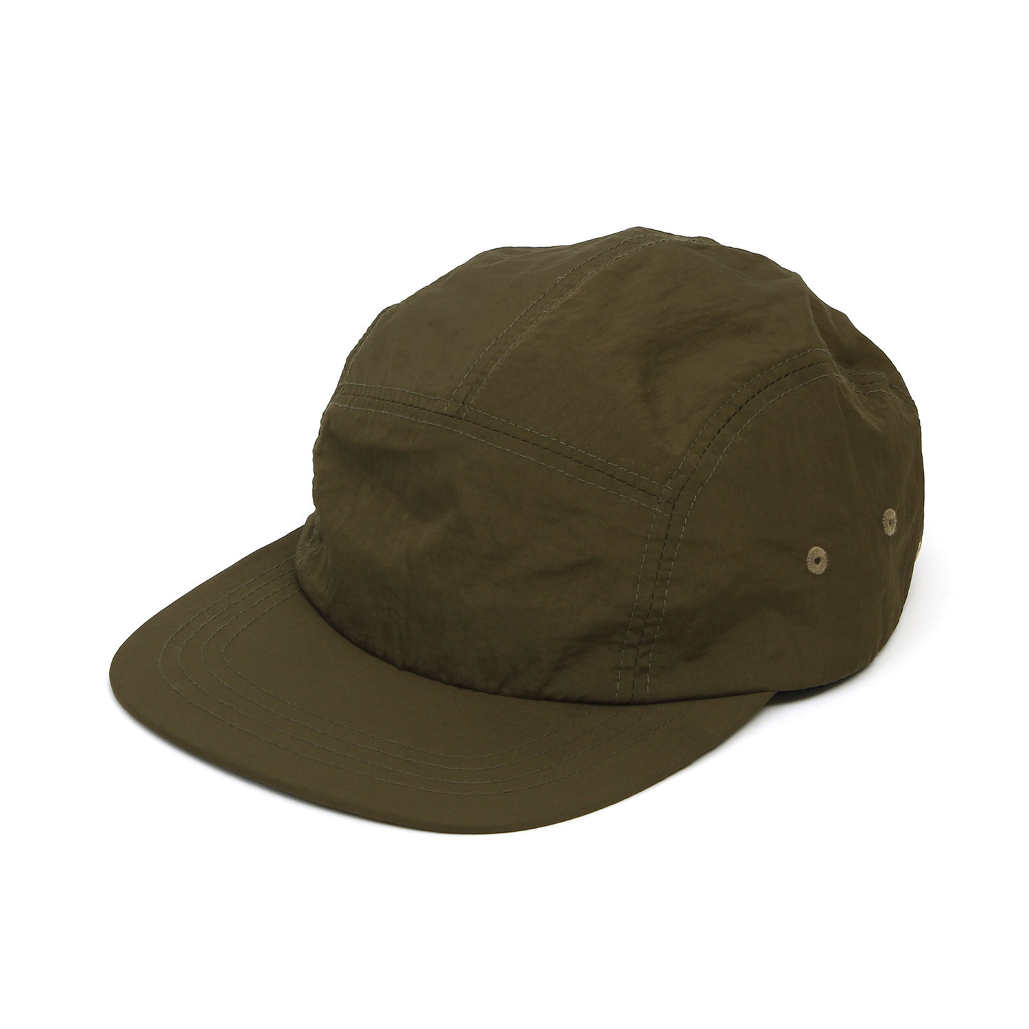 JET CAP / CRUSHED NYLON / ARMY