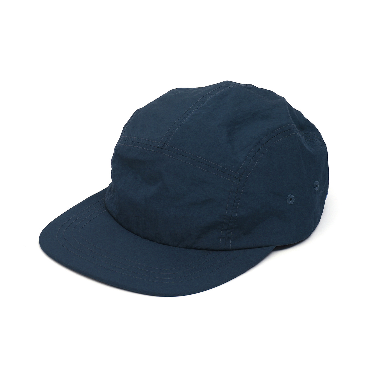 JET CAP / CRUSHED NYLON / NAVY
