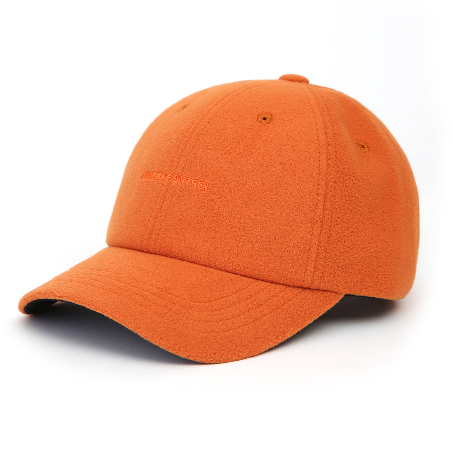 [09월 27일 예약발송] U LOGO / POLAR FLEECE / SUNNY ORANGE