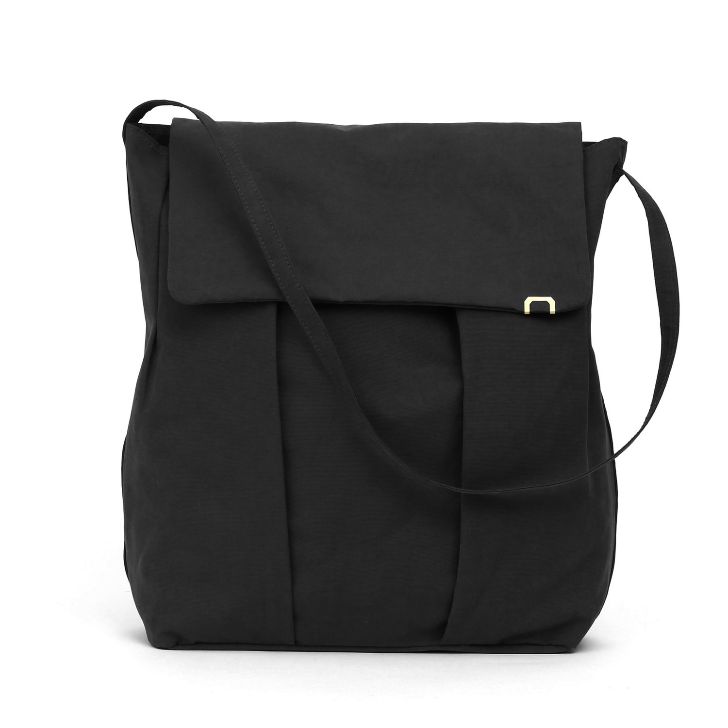 LADDER BAG / WRINKLE / NPC / DARK BLACK