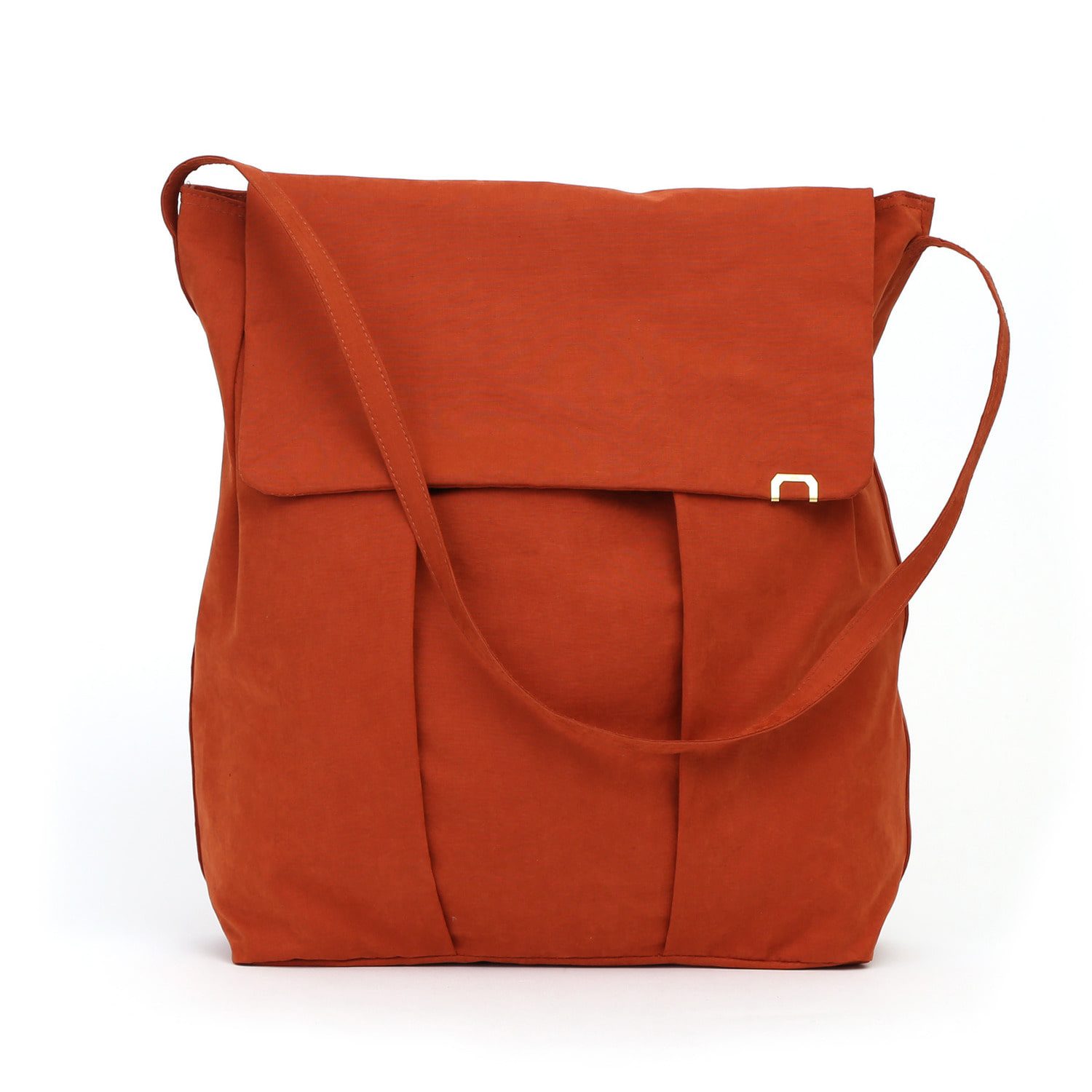 LADDER BAG / WRINKLE / NPC / BRICK ORANGE