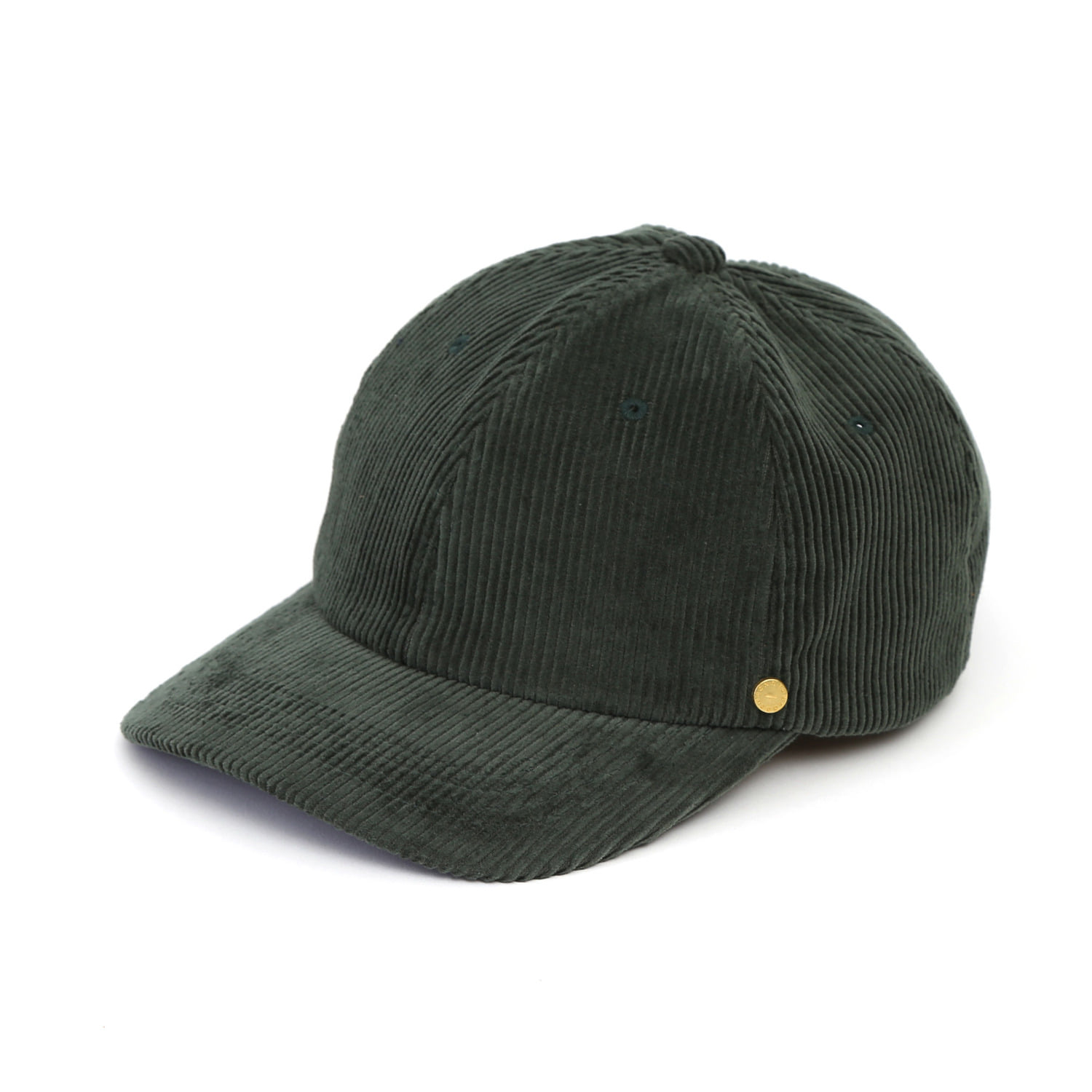 6PANNEL BALL CAP / CORDUROY / FOREST
