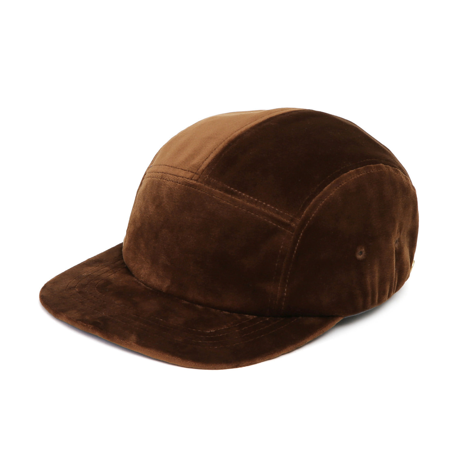 JET CAP / VELVET / MINK BROWN