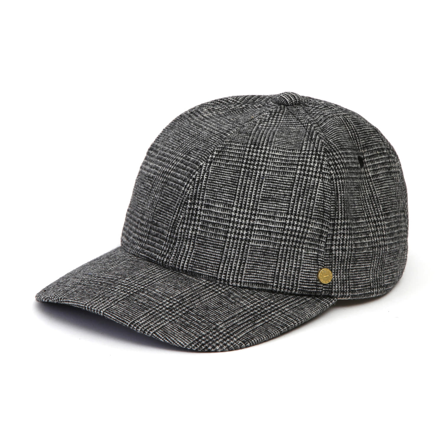 6PANNEL BALL CAP / MODS GLEN / GREY