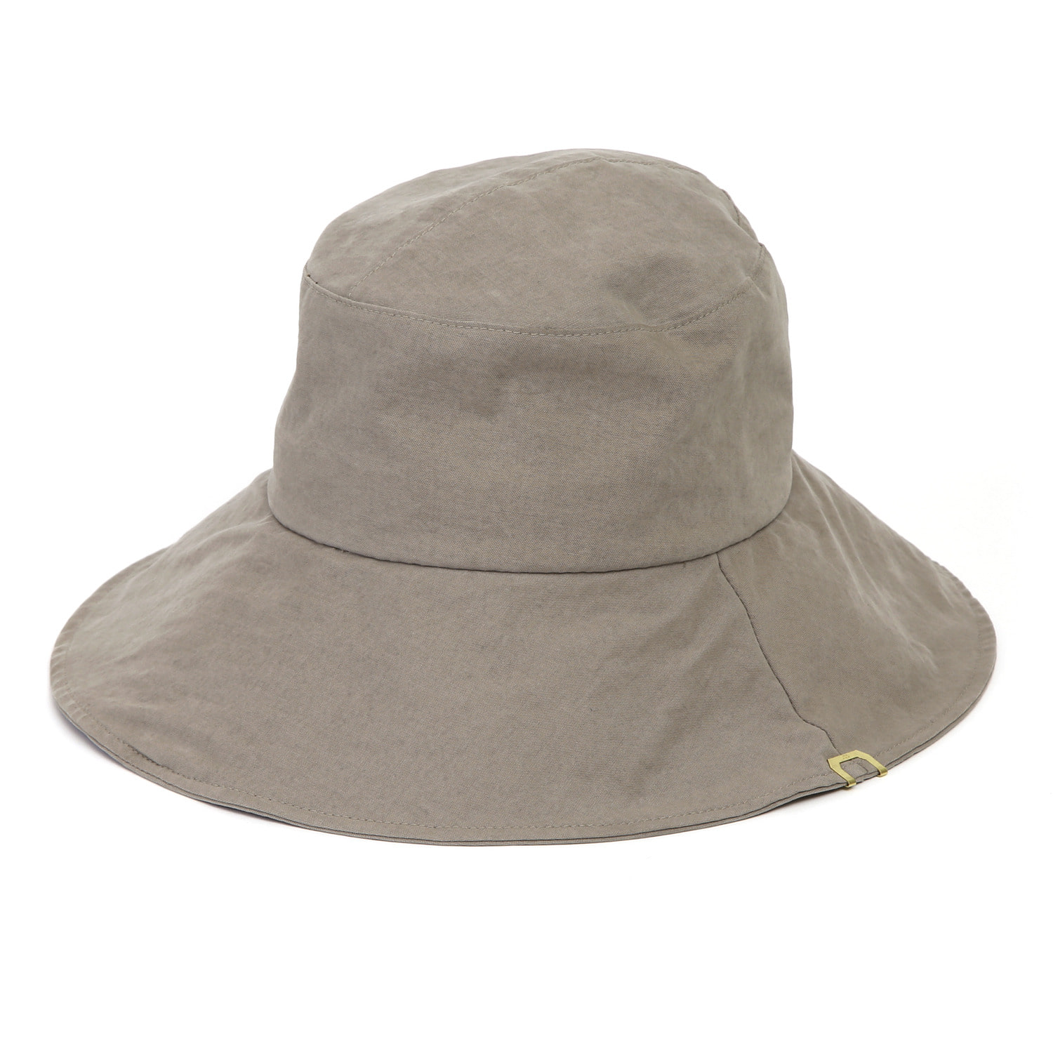 UMBRELLA HAT / BIO / WET GREY