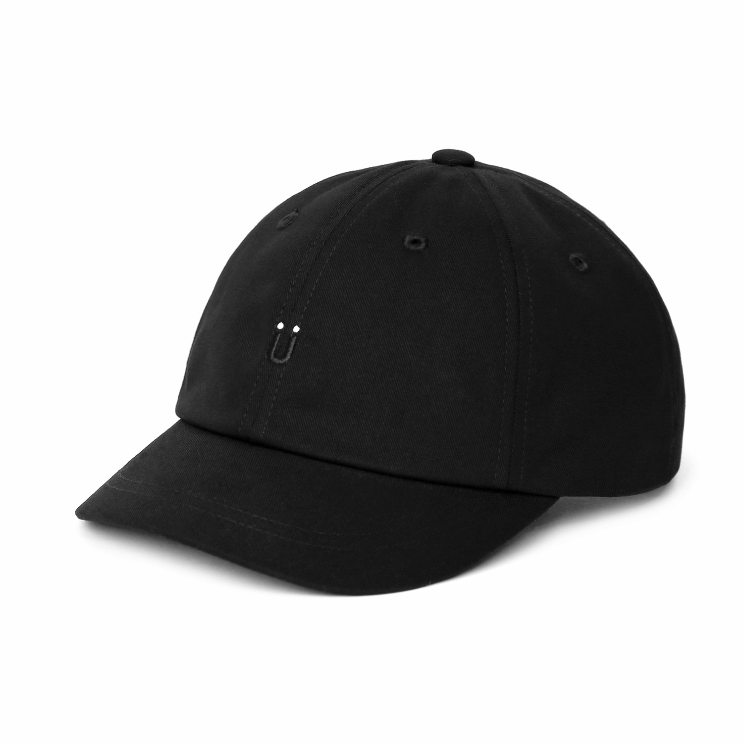 S VISOR / SHADOW LOGO / AUTHENTIC B B / U BLACK