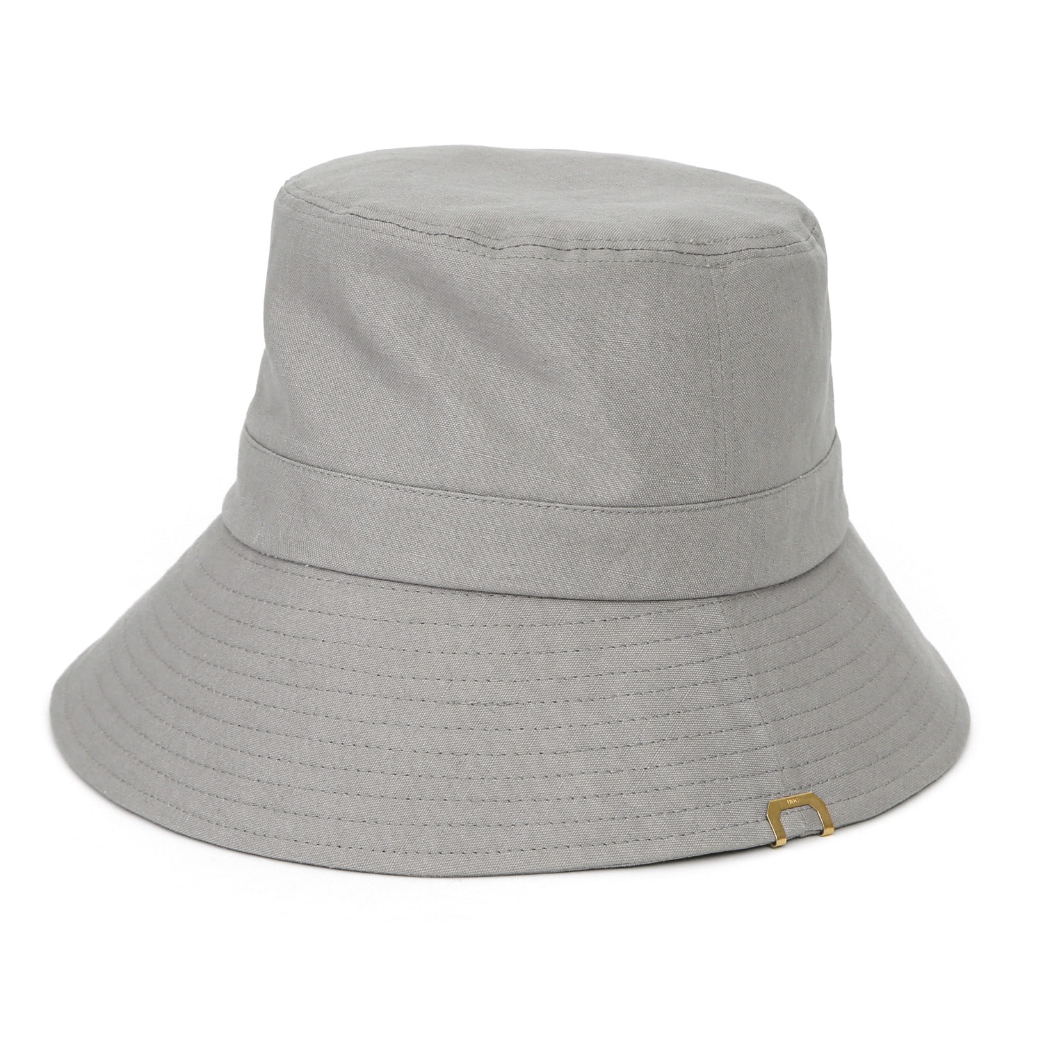 HIDE BUCKET / LINEN / GREY