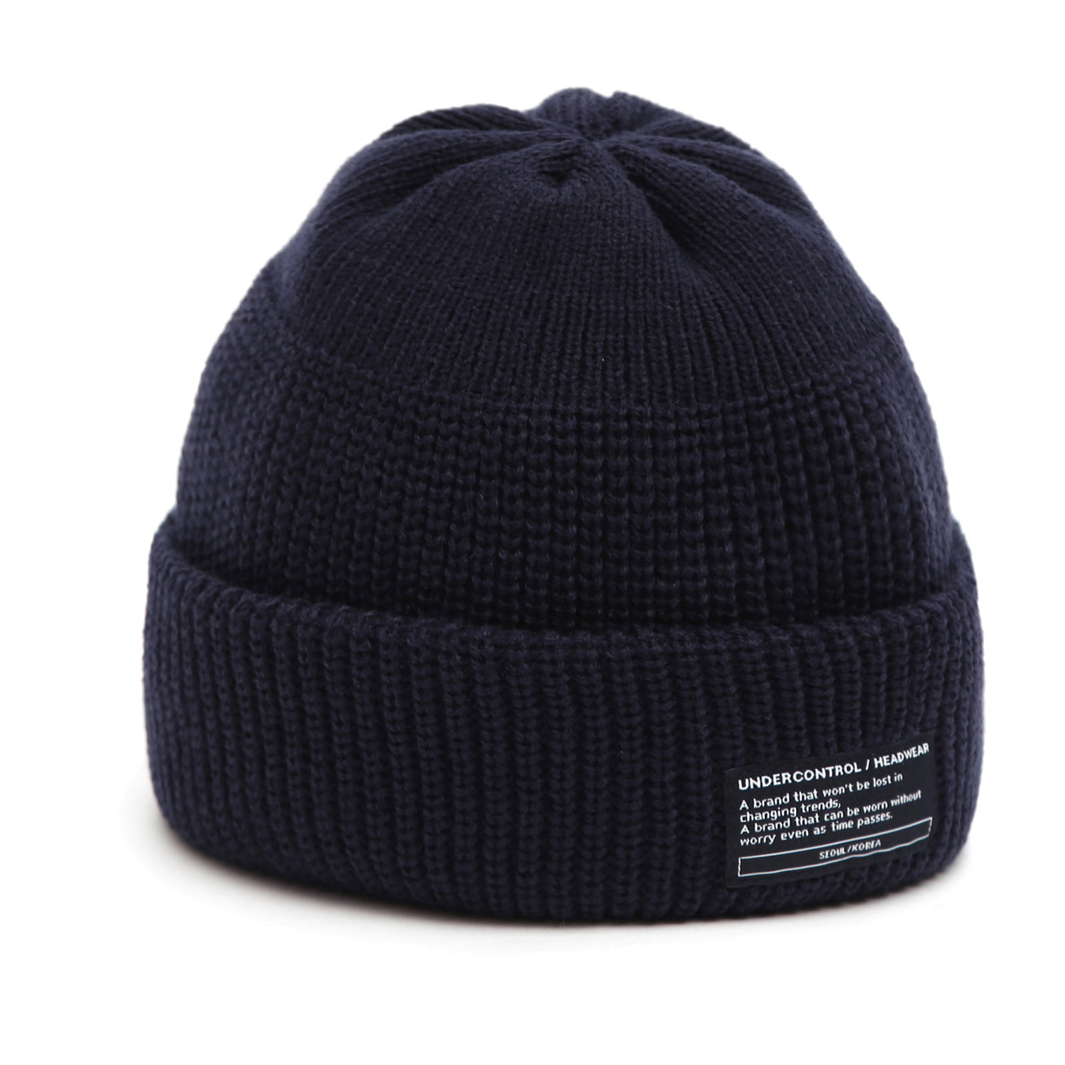 BEANIE / MONK FIT / NAVY
