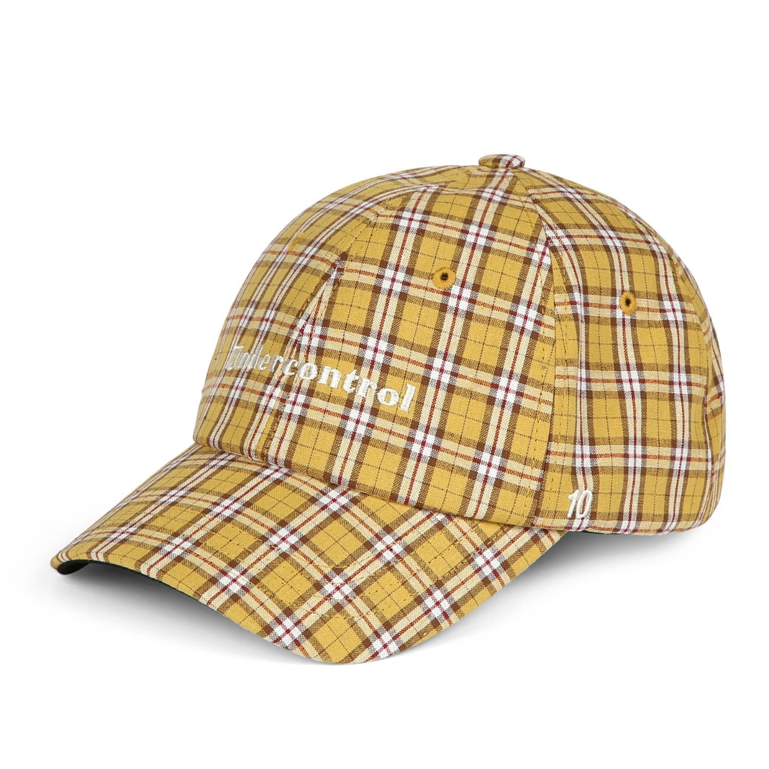 DIDONE / AUTHENTIC B B / YELLOW CHECK