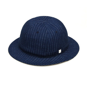 BUCKET / INDIGO PACK / PIN STRIPE