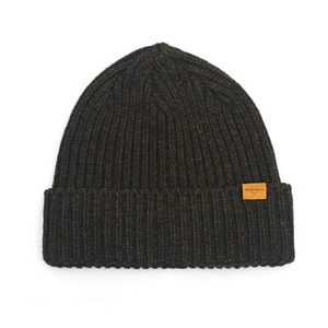 BEANIE / JUST FIT / WOOL / HEATHER OLIVE (BOX PACKAGE)