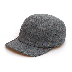 DRAG MAN / MELANGE WOOL / GREY