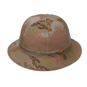 BUCKET / WASHED COTTON / DESERT CAMO